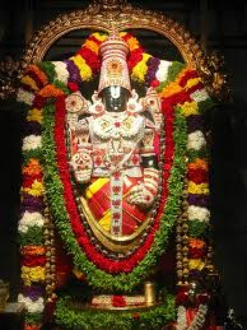 Spiritual Travel In India – Tirupati