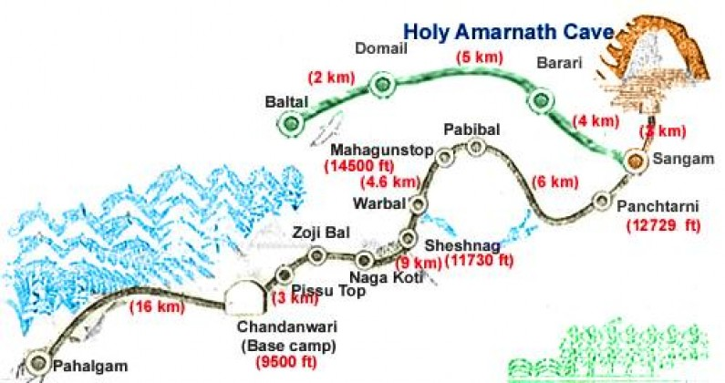 Amaranth Yatra Guide: How To Reach The Pious Cave?