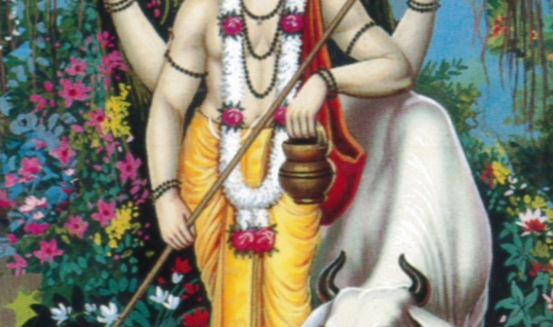 Who Is Lord Dattatreya?
