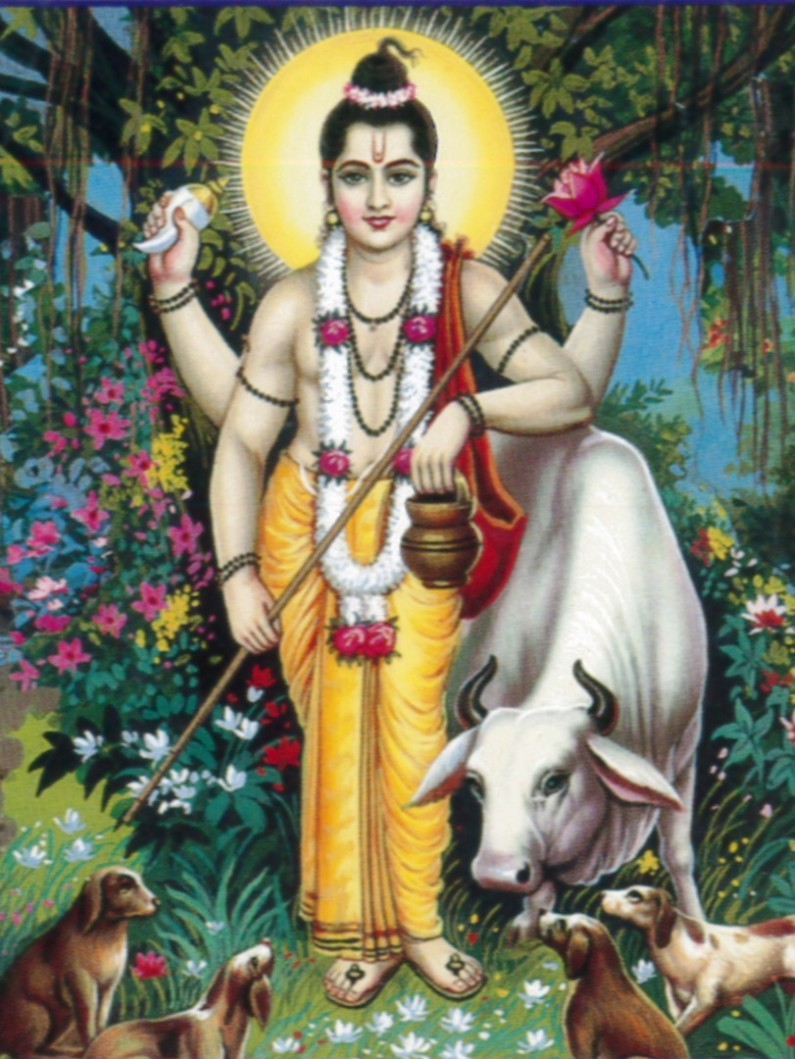 Who Is Lord Dattatreya?
