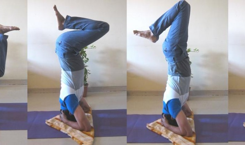 Pain Management with Yoga
