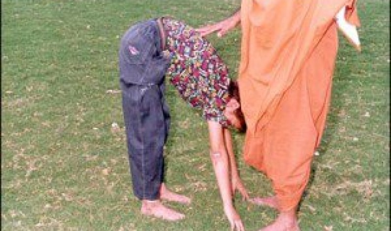 Touching Feet Of Elders: Mere Tradition or Science?