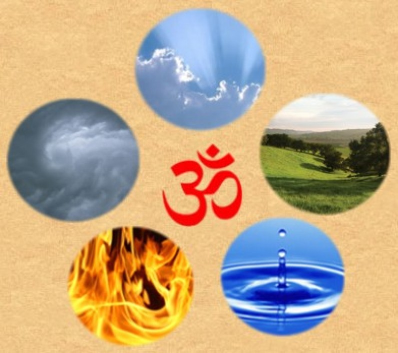 The Five Elements Or PanchMahaBhutas Explained