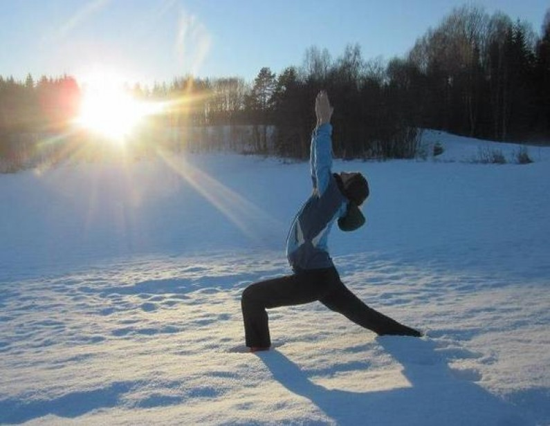 Learn Yoga For Winters