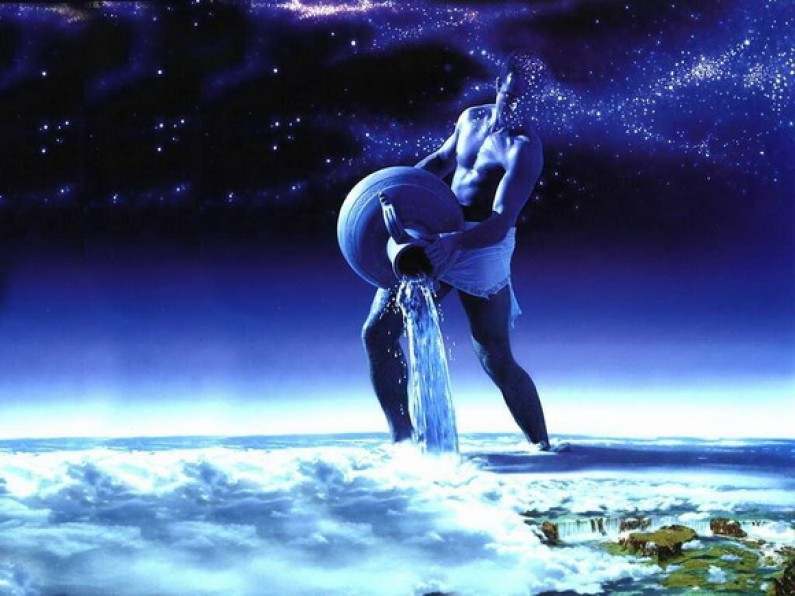 All About Aquarian Man