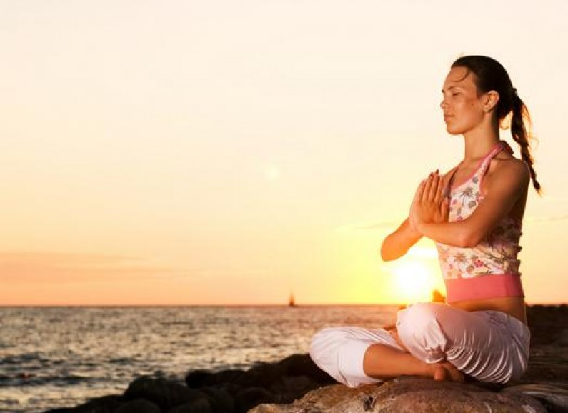 How To Improve Your Eyesight With Yoga