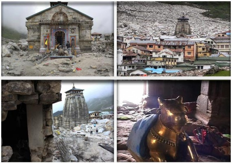 The Fury At Kedarnath