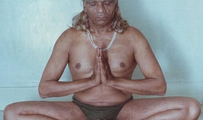 BK Iyenger: Yoga Guru Par Excellence