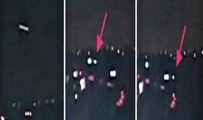 UFO Over Oklahoma
