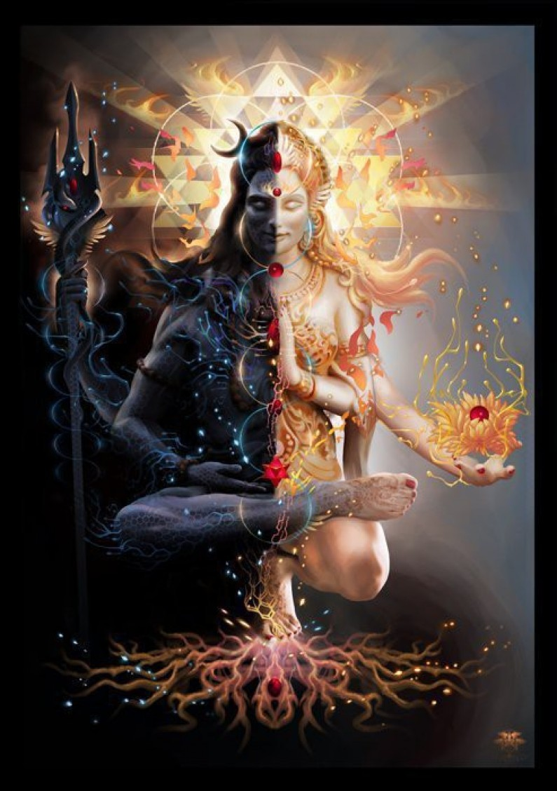 Ardhnarishwar: The Lord
