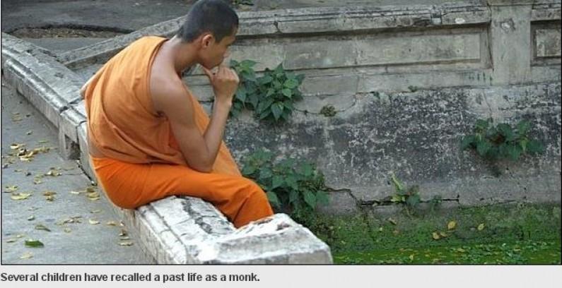 Duminda Bangara Ratnayke: Buddhist Monk in Past Life?