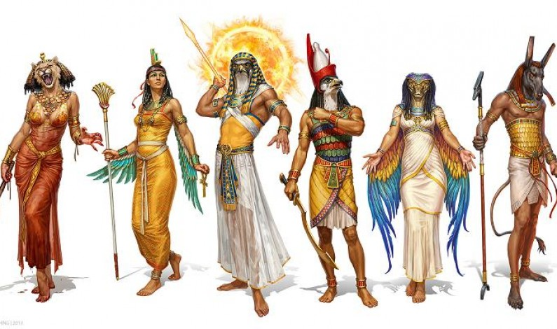 Test Your Knowledge About Egyptian Gods