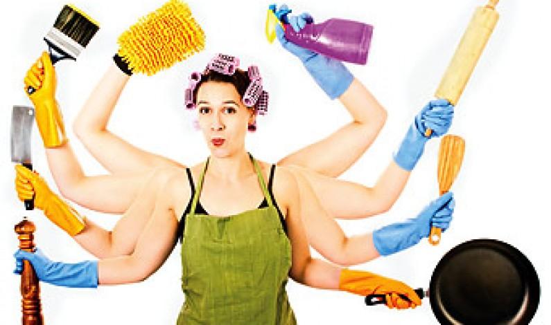 Household Durga: The Utmost Profession