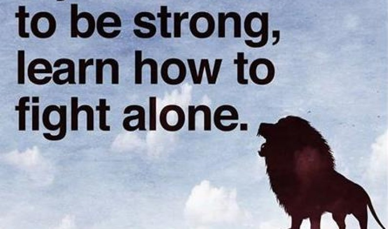 Learn to Fight Alone