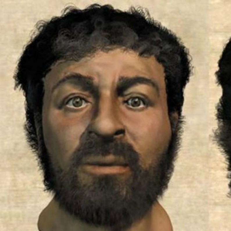 The Real Face of Jesus Christ?