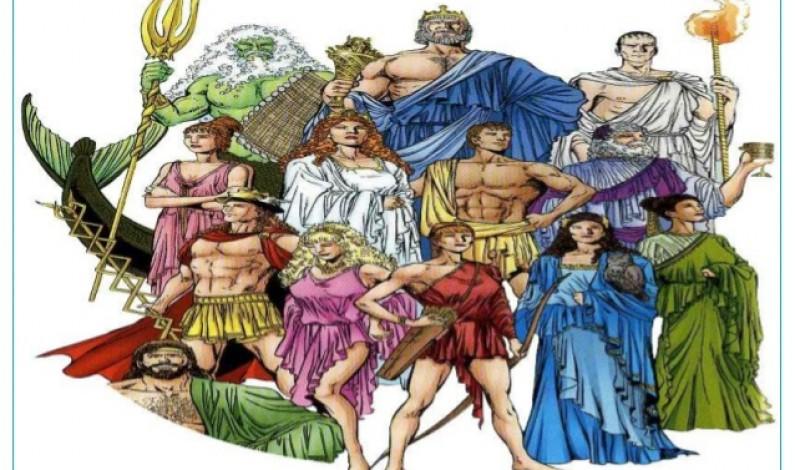 The Gods and Goddesses of Greek Mythology Quiz