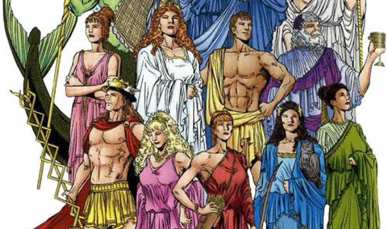 The Greek and Roman Gods' Name Quiz