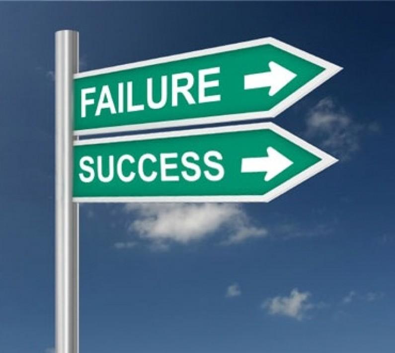 How do you decide if you are a success or a failure?