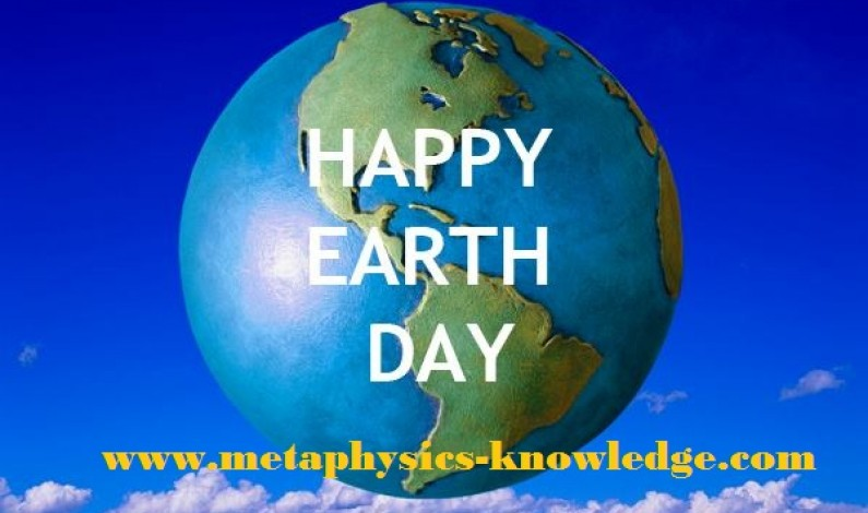 Happy Earth Day 2016