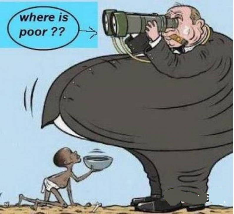 Rich and the Poor