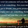 The Eternal Goal: Dream beyond dreams
