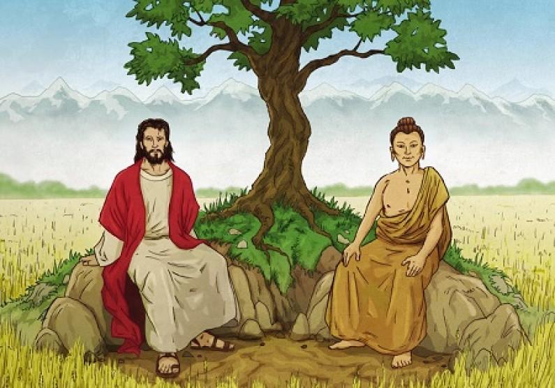 Was Jesus the Reincarnation of Gautama Buddha?