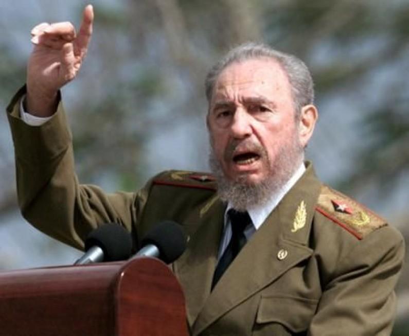Iron Will Personified: Fidel Castro