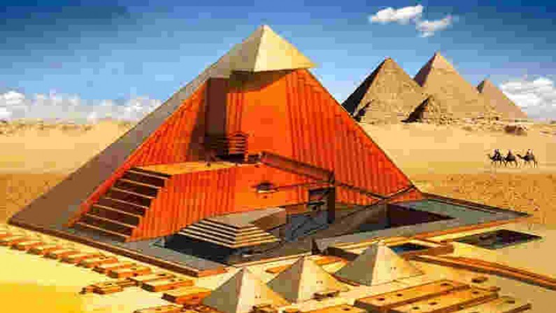Pyramid of Giza – The Mystery Continues