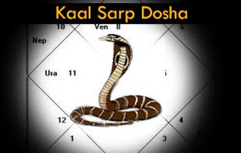How to Get Rid of Kaal Sarpa Dosha in Horoscope?