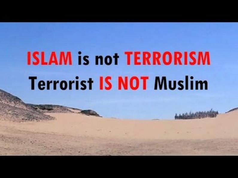 Muslims are Not Terrorists