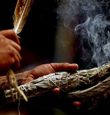 Smudging: Getting Rid of Negativity
