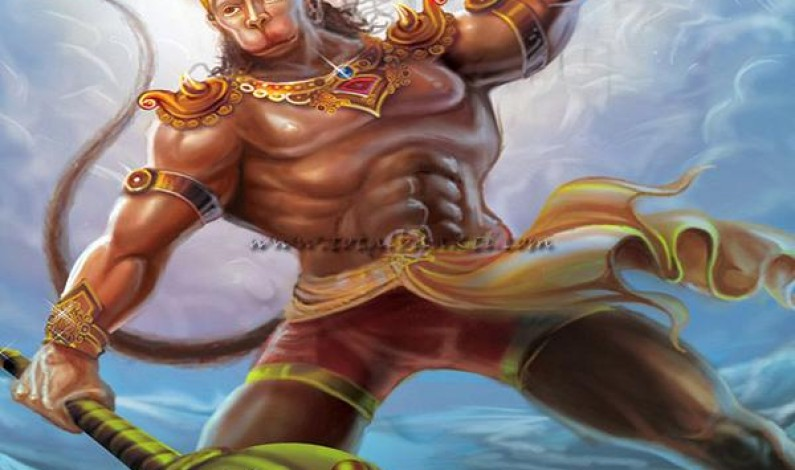 How To Worship Lord Hanuman?