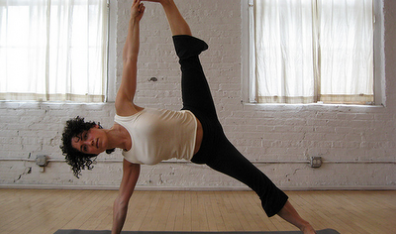 Yoga Poses For Losing Weight