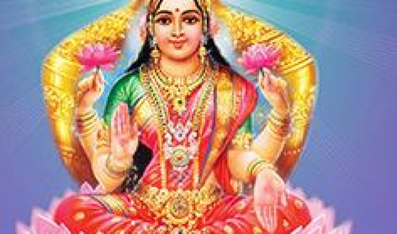 Laxmi Pooja Mantras In Hindi For Prosperity and Wealth