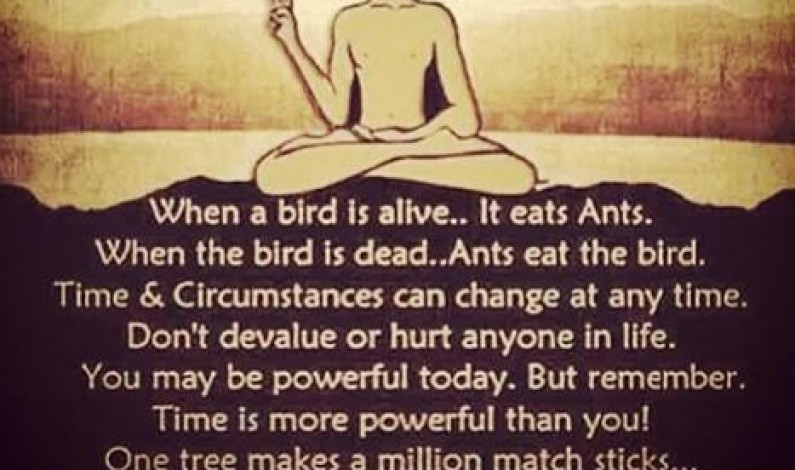 Time & Tide Always Change