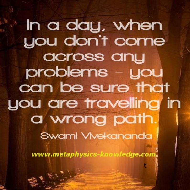Right Path Vs Easy Path