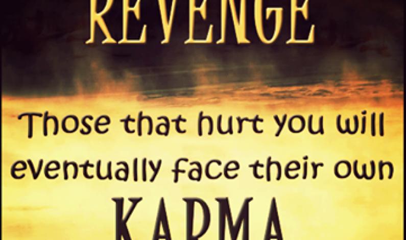Forgiveness Is The Best Revenge