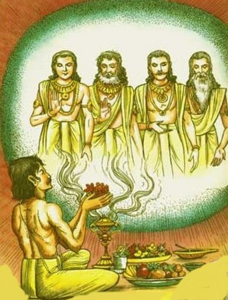Pitri Dosha Nivaran: Ancestral Gresh Dosha