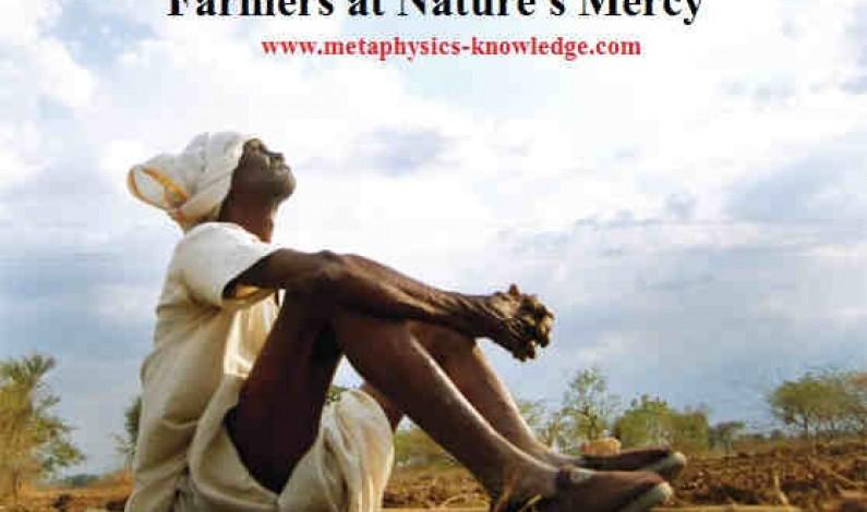 Farmers and Nature: The Eternal Hide & Seek