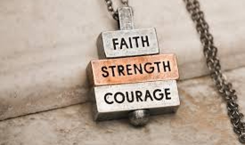 Courage Redefined