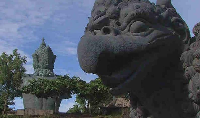Statue of Lord Vishnu found in Russia