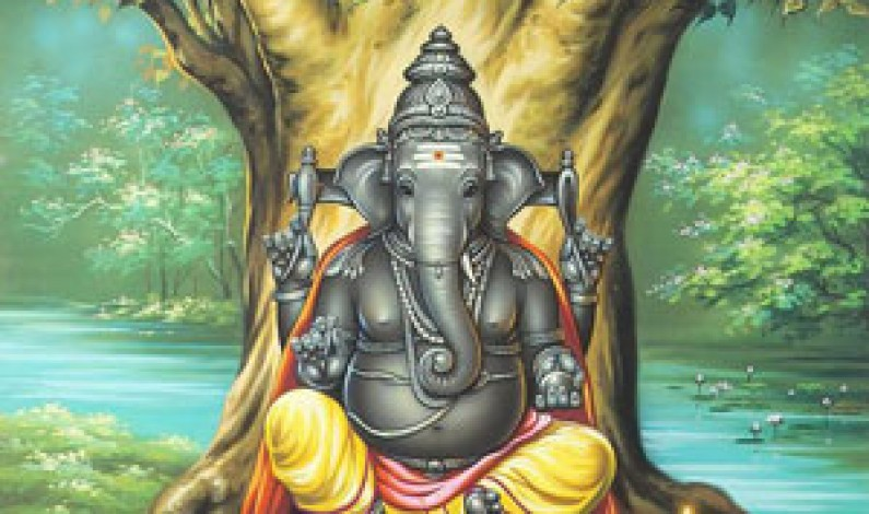 108 Names of Lord Ganesh (Ashtottara Shatanamavali of Lord Ganesh)