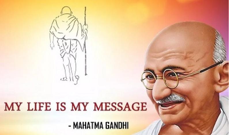 Why Rabindranath Tagore Called Gandhi As A Mahatma?