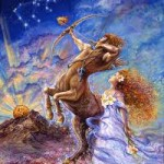 A Zodiac Sign: Sagittarius