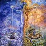 A Zodiac Sign: Libra