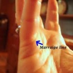 Marriage Line On Palm