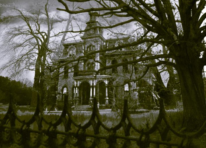 Famous Haunted Houses Metaphysics Knowledge