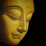 A Painting of Gautam Buddha