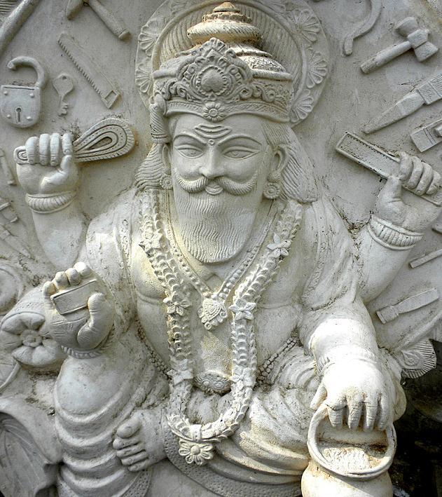 Vishwakarma Puja Mantra Perform Vishwakarma Puja