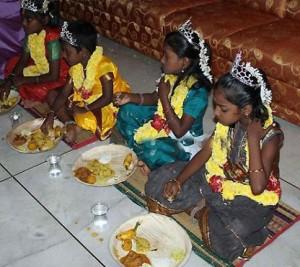 Navratri Pooja Vidhi